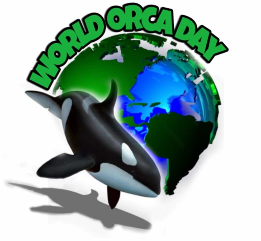 World Orca Day Fan Art
