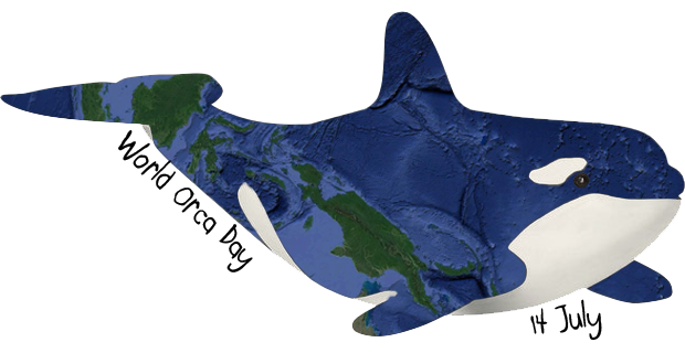 World Orca Day art